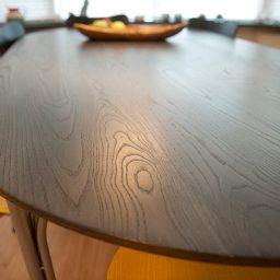 Nieuw massief tafelblad