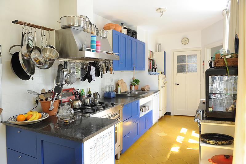 Woonkeuken op maat door meubelmaker in Rhenen, met zichtbare passie voor koken