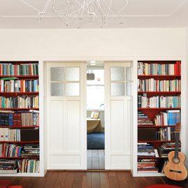 Kamer weer en suite - kamer weer in oorspronkelijke staat gemaakt door interieurbouwer Henk Bosman
