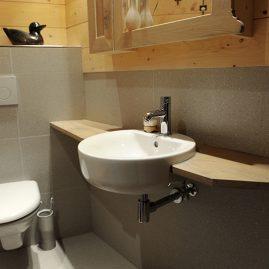 Hergebruik kast voor ander meubel in badkamer