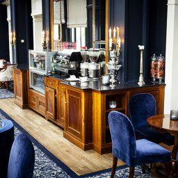 Exclusieve lounge balie Amstel Hotel